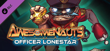 Купить Awesomenauts - Officer Lonestar Skin (DLC)