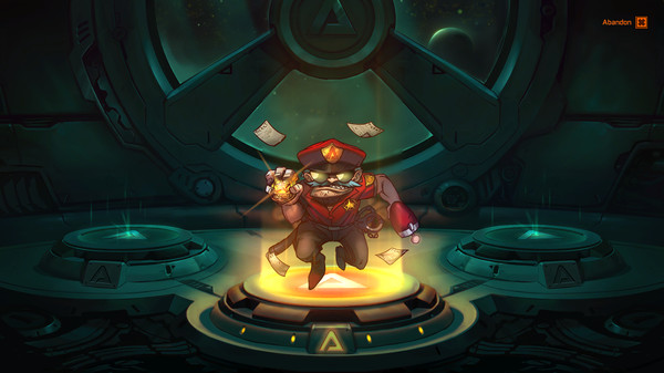 Awesomenauts - Officer Lonestar Skin (DLC)