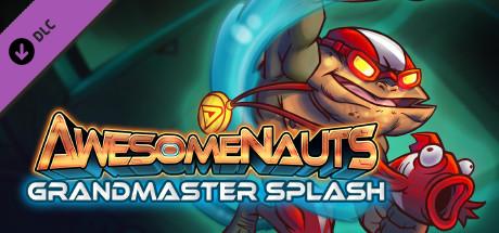 Awesomenauts Grandmaster Splash Skin