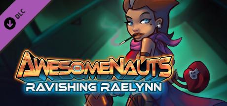Awesomenauts - Ravishing Raelynn Skin