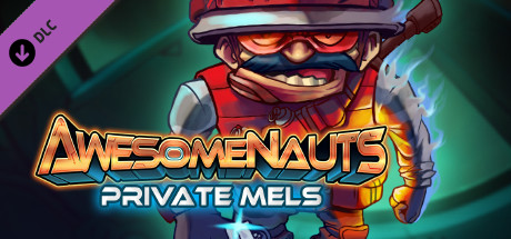 Купить Awesomenauts - Private Mels Skin (DLC)