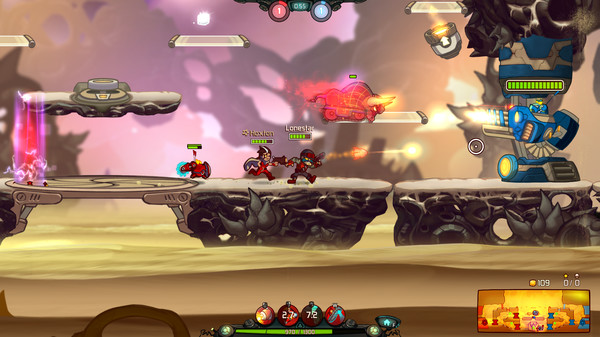 Awesomenauts - Private Mels Skin (DLC)