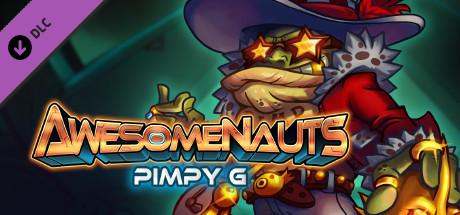 Купить Awesomenauts - Pimpy G. Skin (DLC)