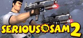 Serious Sam 2 cover art