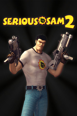 Serious Sam 2 poster image on Steam Backlog
