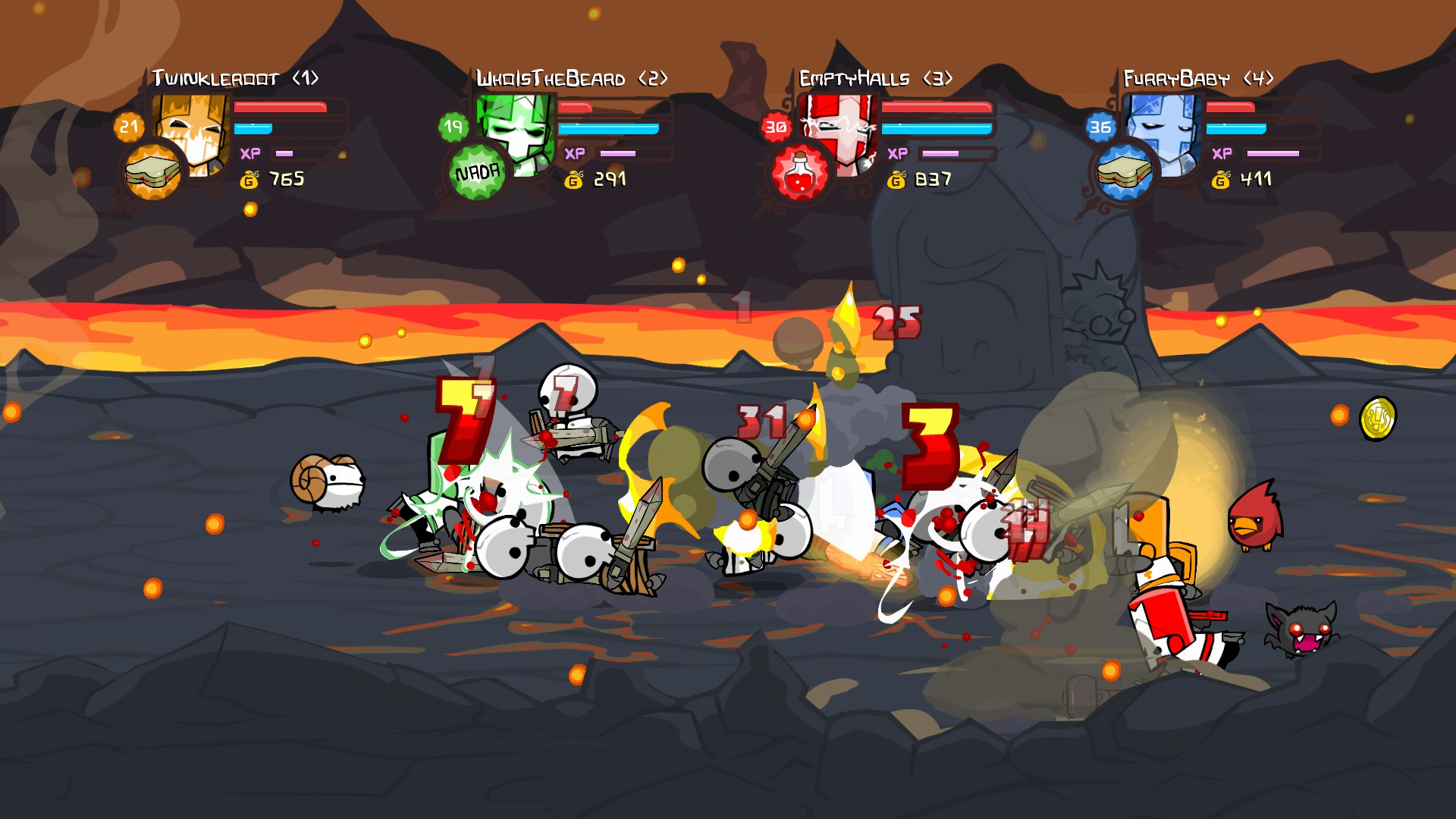 download castle crashers xbox 360 iso