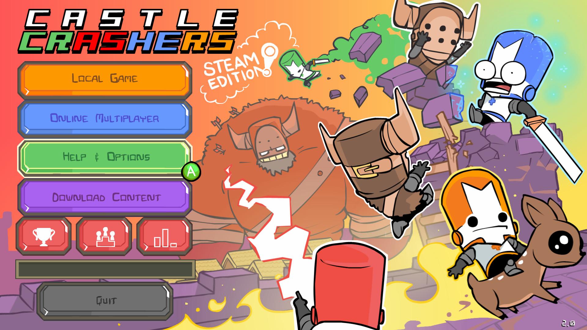 Find the best laptop for Castle Crashers