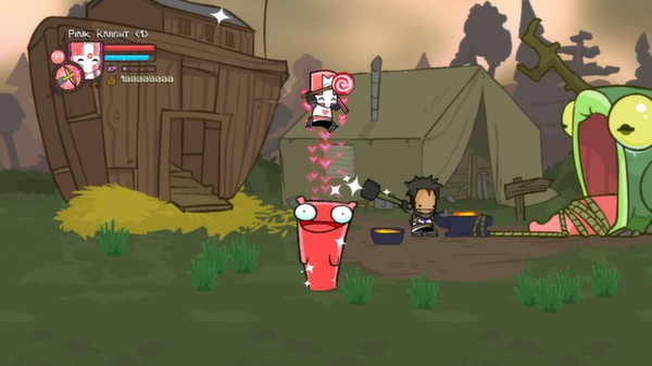 Castle Crashers - Pink Knight Pack (DLC)