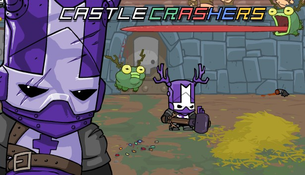 Castle crashers - blacksmith packs