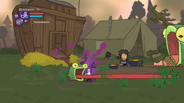 Castle Crashers - Blacksmith Pack (DLC)