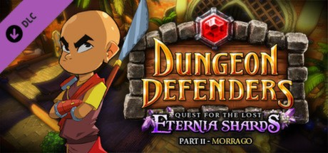 Купить Dungeon Defenders - Quest for the Lost Eternia Shards Part 2 (DLC)