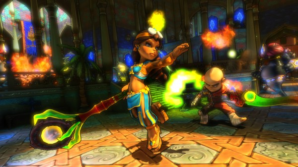 Dungeon Defenders - Quest for the Lost Eternia Shards Part 2 (DLC)