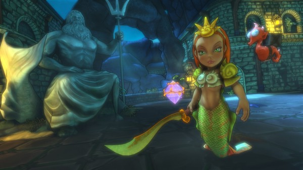 Dungeon Defenders: Quest for the Lost Eternia Shards Part 3 (DLC)