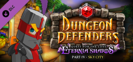 Купить Dungeon Defenders  - Quest for the Lost Eternia Shards Part 4 (DLC)