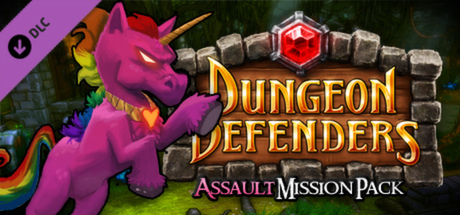 Купить Dungeon Defenders: Assault Mission Pack (DLC)