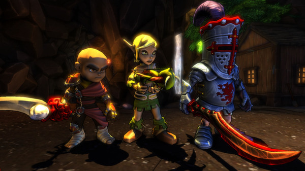 Dungeon Defenders: Assault Mission Pack (DLC)