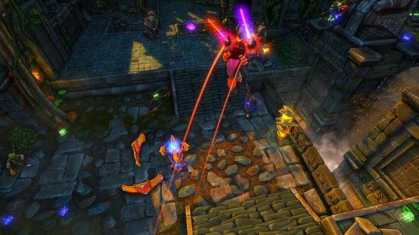 Dungeon Defenders: Barbarian Hero DLC
