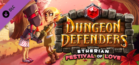 Купить Dungeon Defenders: Etherian Festival of Love (DLC)