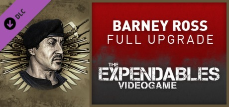 The Expendables 2 Videogame - Barney Ross Upgrade DLC