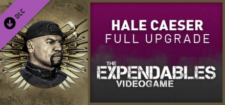 The Expendables 2 Videogame - Hale Ceasar Upgrade DLC