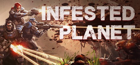 Infested Planet header image