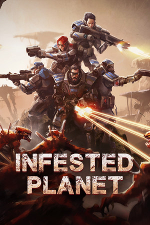 Infested Planet poster image on Steam Backlog