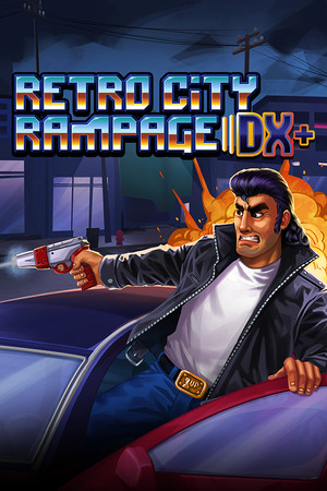 Retro City Rampage DX poster image on Steam Backlog