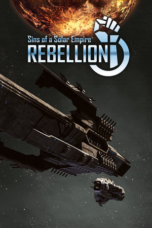 Sins of a Solar Empire: Rebellion poster image on Steam Backlog