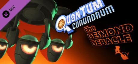 Quantum Conundrum DLC: The Desmond Debacle