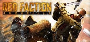 Red Faction: Guerrilla Steam Edition cover art