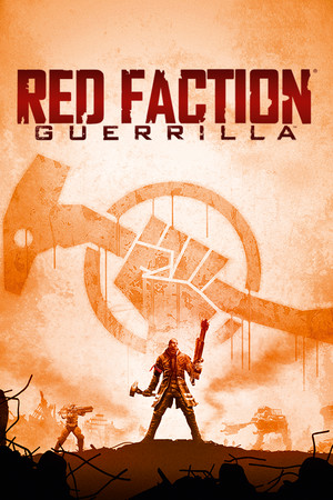 Red Faction Guerrilla Steam Edition poster image on Steam Backlog