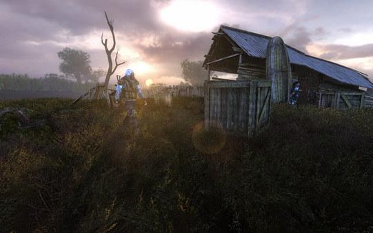 скриншот S.T.A.L.K.E.R.: Clear Sky 4