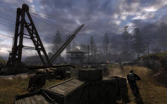 скриншот S.T.A.L.K.E.R.: Clear Sky 9