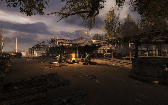 скриншот S.T.A.L.K.E.R.: Clear Sky 11