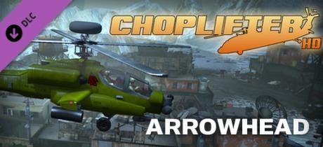 Choplifter HD - Arrowhead Chopper