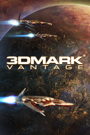 3DMark Vantage poster image on Steam Backlog