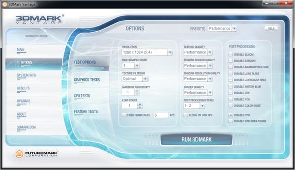 скриншот 3DMark Vantage 3
