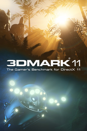 3DMark 11 poster image on Steam Backlog