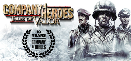 Game Banner Company of Heroes: Tales of Valor