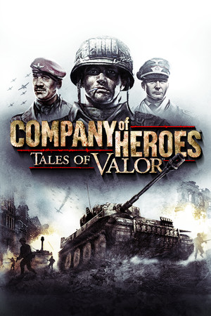 Company of Heroes: Tales of Valor poster image on Steam Backlog