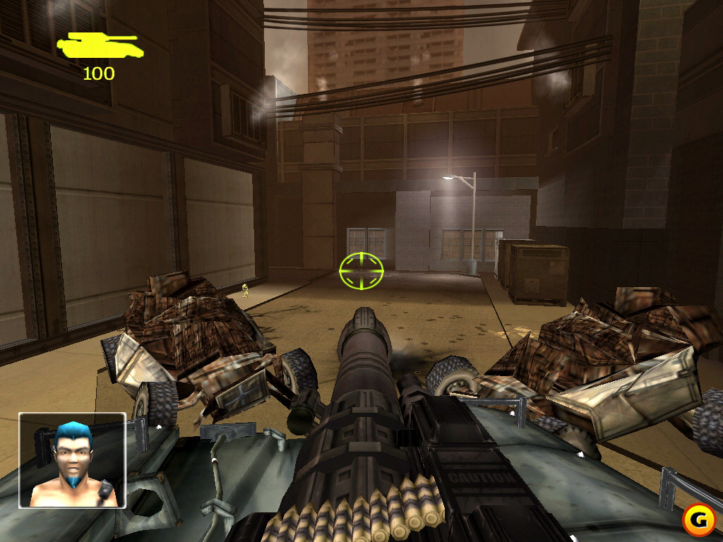 Red faction 2 (2003) pc review and full download   old pc gaming.