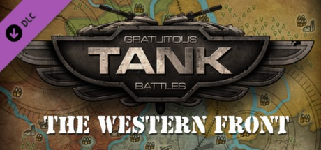 Купить Gratuitous Tank Battles - The Western Front (DLC)