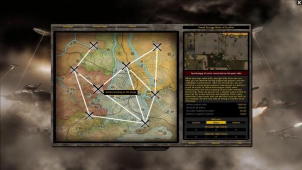 Gratuitous Tank Battles - The Western Front (DLC)