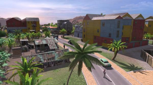 Tropico 4: Megalopolis DLC