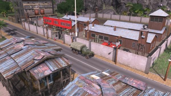 Tropico 4: Vigilante DLC