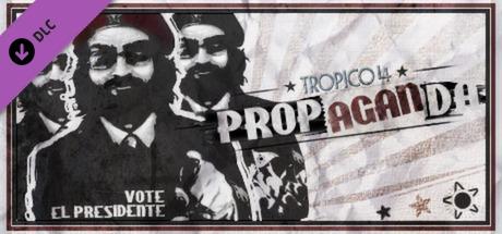 Купить Tropico 4: Propaganda! (DLC)