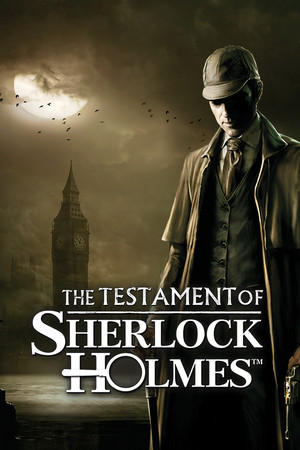 The Testament of Sherlock Holmes poster image on Steam Backlog