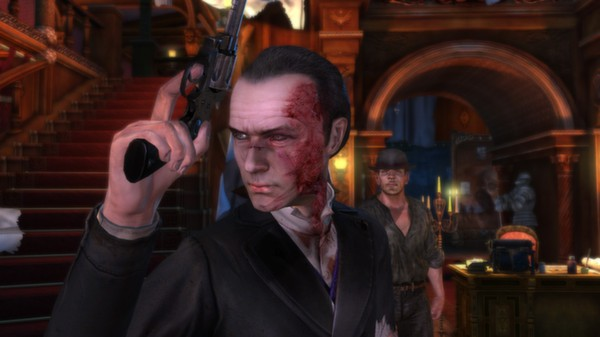 скриншот The Testament of Sherlock Holmes 1