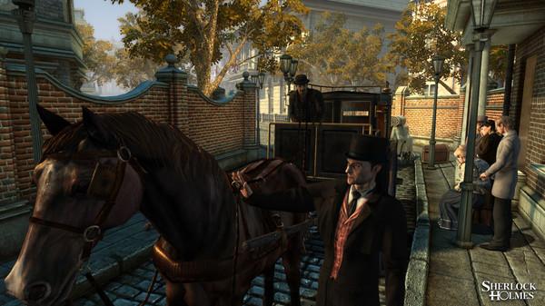 скриншот The Testament of Sherlock Holmes 5