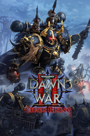 Warhammer 40,000: Dawn of War II Chaos Rising poster image on Steam Backlog